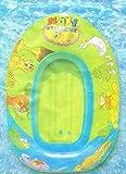 Sachsen Versand Schlauchboot Boot für Kinder Badespass Wasserspielzeug für Strand Meer Bad See
