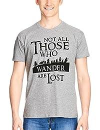 Vendax EL Regreso DE EL Fantasía Camiseta Hombre Gris