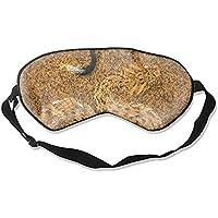 Schlafmaske, Tier-Schlangen-Motiv, verstellbarer Kopfband, Augenmaske preisvergleich bei billige-tabletten.eu