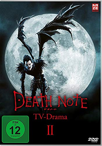 Death Note - TV-Drama Vol. 2 [2 DVDs]