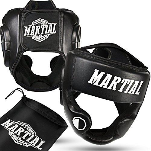 PLAYWELL Prot/ège avant-bras extensibles et rembourr/és noir pour arts martiaux et full-contact