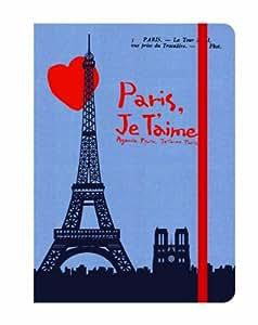 Agenda Perpétuelle Je t'aime Paris - Ver.2