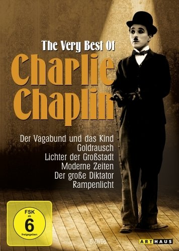 Bild von Charlie Chaplin - The Very Best of Charlie Chaplin [6 DVDs]