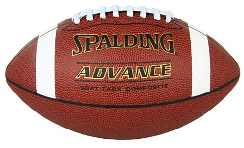 Spalding Advance Composite Fußball–Junior Größe