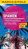 MARCO POLO Reiseführer Spanien: Reisen mit Insider-Tipps. Mit EXTRA Faltkarte & Reiseatlas