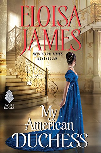 My American Duchess (English Edition) Luxe Hard Case