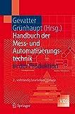 Handbuch der Mess- und Automatisierungstechnik in der Produktion (VDI-Buch)
