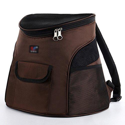 DXX WLQ Pet Backpack - Hunde-Brusttasche - Welpen Kitty Backpack - Out Dog Bag,E,Haustier Rucksa