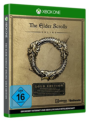 The Elder Scrolls Online: Gold Edition (Xbox-mmo-games)