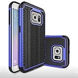 Roar Samsung Galaxy S5 MINI Hülle Silikon Handyhülle/Schutzhülle/Case - Outdoor Handyschale - TPU Schutz Bumper f. Samsung Galaxy S5 MINI (G800) - Blau