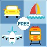 Fahrzeuge für Kinder - Fahrzeuggeräusche, Puzzles und Ausmalbilder