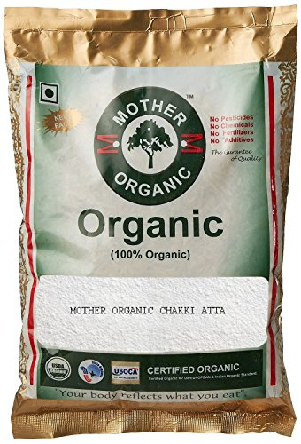 Aata Pack Of 2 Organic 1 Kg