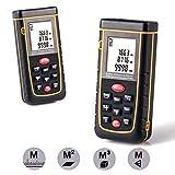 YH-THINKING Herramientas manuales y eléctricas Herramientas de medición y diseño Herramientas para medición láser y accesorios Telémetros láser Distancia Laser Medidor (0,16 a 131ft) Distancia