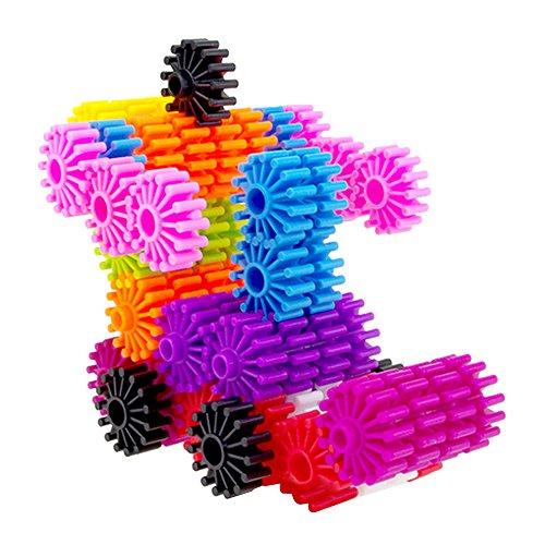eizur-160-stuck-getriebe-kunststoff-bausteine-rad-bauklotze-lernblocke-zusammengesetzt-kampf-padagog