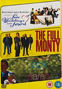 British Comedy Triple Pack [DVD]