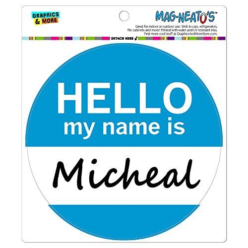 michael-hello-my-name-is-mag-neato-s-tm-automotive-car-kuhlschrank-locker-vinyl-magnet