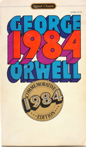 Orwell George : Nineteen Eighty-Four (Sc) (Signet classics)