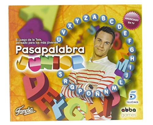 Famosa Juegos de Sociedad - Pasapalabra Junior 700008726