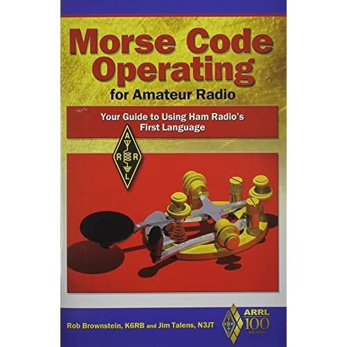Morse Code Operating for Amateur Radio by ARRL Inc. (2013-04-29)