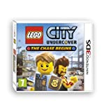 LEGO City Undercover: The Chase Begins (Nintendo 3DS) by Nintendo