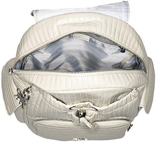 Kipling - City Pack S, Borse a zainetto Donna Bianco (Misty White)