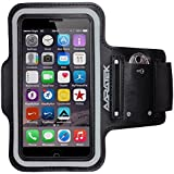 Image of AARATEK Pro Sport Armband for Galaxy S3, iPods... (Black) - Rated #1 - Best for running, workouts, cycling, fitness, or any activity outside or in the gym! - Comparsion Tool