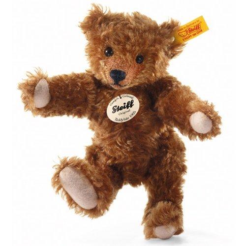 Steiff 004803 - Classic Teddybär Mohair rost