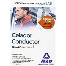 Celador conductor del Servicio Andaluz de Salud. Temario específico volumen 1