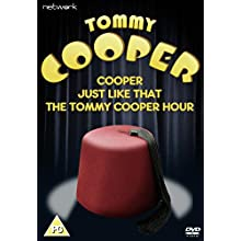 Coverbild: Tommy Cooper - Box Set