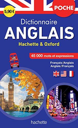 Dictionnaire Anglais Hachette & Oxford : Français-anglais anglais-français