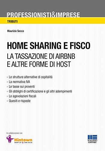 Home sharing e fisco