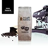 1 kg de grains de café - 1 kg de café de grains de café Trieste italienne - Grains de café 1 kg goût de Trieste - Il caffè italiano