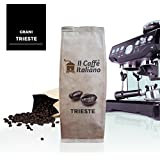 1 kg de granos de café - 1 kg de granos de café italiano en Trieste - granos de café 1 kg sabor de Trieste - Il caffè italiano
