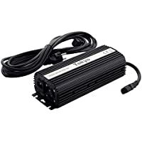 growvital® by OUBO Tokyo EVG evsg electrónica Balasto Electronic Ballast 400W 600W 1000W, 3niveles de intensidad, luz de planta Incluye 4,5m Cable de corriente, para bombilla NDL/HPS & MH