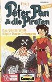 Peter Pan & die Piraten 5 - Das Geisterschiff / Käpt'n Hooks Untergang (Hörspiel)