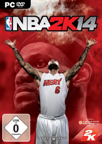 NBA 2K14 - [PC] Video-games Nba 2k14