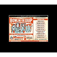 Bowling For Soup - UK Tour 2018 February Mini Poster - 25.4x30.3cm preiswert