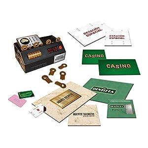 Diset- Escape room the game 2 – Juego de mesa adulto a partir de 16 años