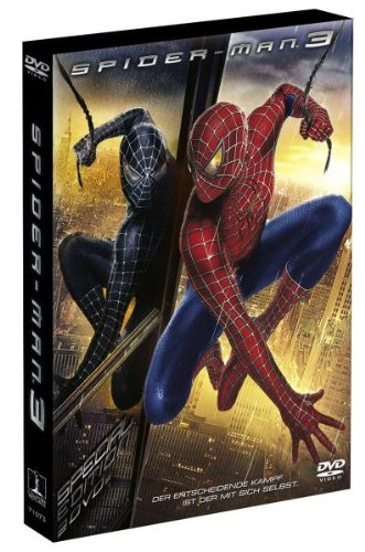 Sony Pictures Home Entertainment Spider-Man 3 (Special Edition, 2 DVDs)