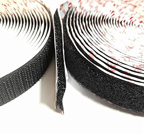 5M 20mm Hook & Loop Tape For Car House Sound Systems, Amplifiers & Bass Boxes