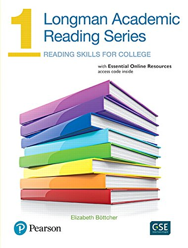 Longman Academic Reading Series 1 with Essential Online Resources (Essential English Longman)