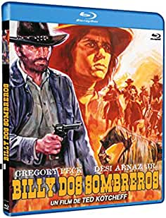 Billy Dos Sombreros 1974 Billy Two Hats  Blu-ray  ae5df74503e
