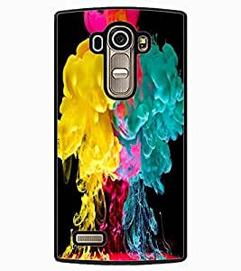 ColourCraft Printed Design Back Case Cover for LG G4