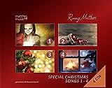 Special Christmas Songs - 4 CD-Box (Vol. 1 - 4) - Gemafreie Weihnachtsmusik (Die schönsten Weihnachtslieder: deutsch & englisch gesungen)