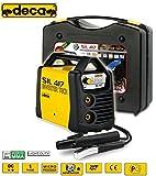 Saldatrice INVERTER ad elettrodo e TIG 170 Amp con valigetta e accessori Deca - SIL 417