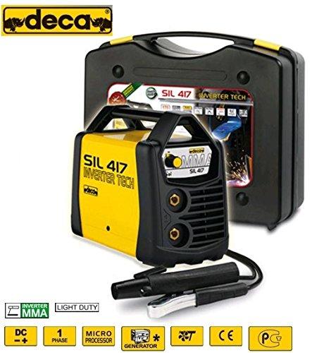 Saldatrice INVERTER ad elettrodo e TIG 170 Amp con valigetta e accessori...