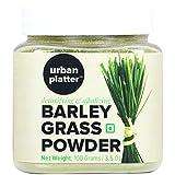 Urban Platter Barley Grass Powder, 100g [Detoxifying & Alkalizing]