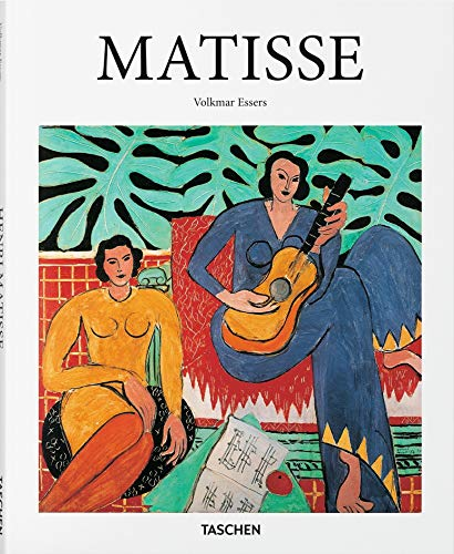 PDF Matisse Basic Art Album Full Books By Volkmar Essers