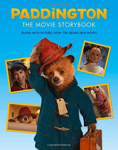 Paddington: The Movie Storybook (Paddington movie)