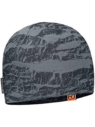Ortovox 120 Tec Beanie Black Steel One Size